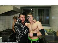 Rob Raw & Honky Tonk Man