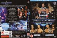 WWF Wrestlemania XXIII - Cover