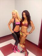 ByA2zIRCAAAMn7X - Dana Brooke & Sasha Banks