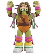 Ultimate Warrior (TMNT Ninja Superstars Series 2)