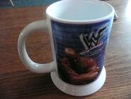 2001-2002 WWF Danbury Mint Mugs Stone Cold