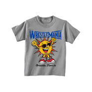 WrestleMania 33 Fun in the Sun Toddler T-Shirt