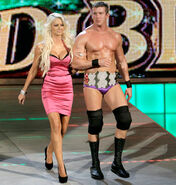 Ted DiBiase & Maryse