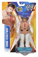 WWE Series 37 Zeb Colter