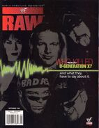 WWF Raw September 1999