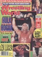 Wrestling World - August 1994