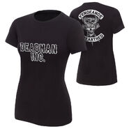 The Undertaker Vengeance Unearthed Women's Authentic T-Shirt