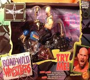 WCW Road Wild Wrestlers Goldberg