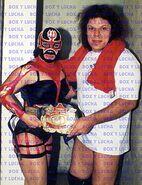 La Diabolica CMLL Womens