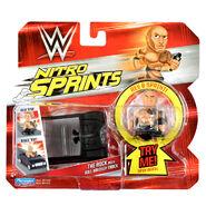 The Rock - WWE Nitro Sprints