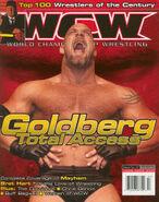 WCW Magazine - January 2000