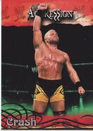 2003 WWE Aggression Crash Holly 51