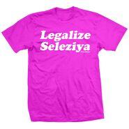 Seleziya Sparx Legalize Seleziya Shirt