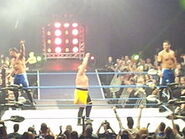 TNA Joe and the Wolves