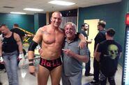 Cody Hall & Ric Flair