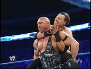 Barry Ryte vs Ryback