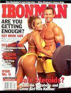 Ironman Magazine - January 2001