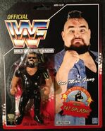 WWF Hasbro 1990 One Man Gang