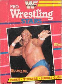 1985 WWF Pro Wrestling Stars (Topps)