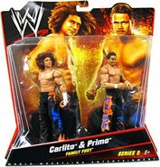 WWE Battle Packs 2 Carlito & Primo