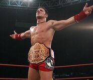 AJ Styles TNA World Heavyweight