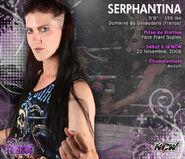 Serphantina nCw profile