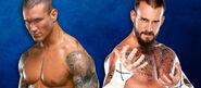 WM27 Orton v Punk