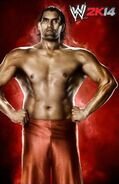 WWE 2K14 Great Khali