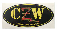CZW Logo Decal