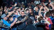 WWE Germany Tour 2016 - Mannheim 13