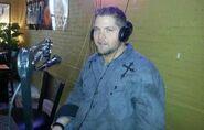 'Mr. Saturday Night' Michael Barry making Joplin Missouri radio commercials