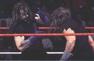 Real Undertaker vs Fake Undertaker