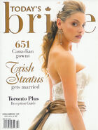 Todays Bride Magazine Summer 2007 Issue