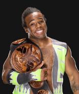40 RAW - Xavier Woods