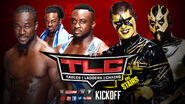 TLC 14 Kickoff Show Match