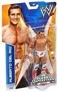 WWE Series 40 Alberto Del Rio