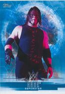 2017 WWE Undisputed Wrestling Cards (Topps) Kane 18