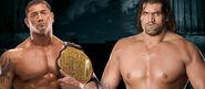 Batista v The Great Khali No Mercy 2007