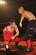 Death before Dishonor V (Night Two) 9