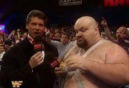 Vince McMahon & Bastion Booger