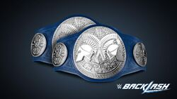 2016 WWE Smackdown Tag Team Championship Tournament