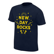 New Day New Day Rocks Vintage T-Shirt