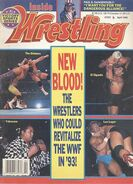 Inside Wrestling - April 1993