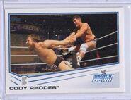 2013 WWE (Topps) Cody Rhodes 51