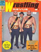 Wrestling Revue - September 1968