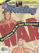 Inside Wrestling - May 1992