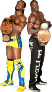 Kofi kingston r-truth
