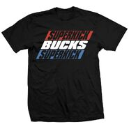 Young Bucks Superkick Bucks Superkick Shirt