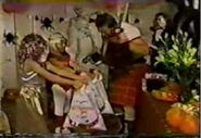 Roddy Piper Trick or Treaters