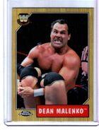 2008 WWE Heritage III Chrome Trading Cards Dean Malenko 72
